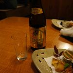 博多 一梅 - ヱビスビール500円♪