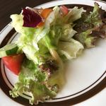 きなり食堂 - マリネサラダ