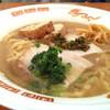 Ramenaun - 料理写真:塩秋刀魚節拉麺 870円