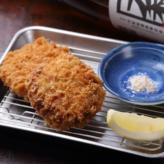 焼き魚や煮魚、逸品料理でも楽しめる魚介料理の数々をご用意◎