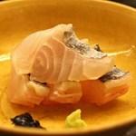 くすのき - 鹿児島県産 太刀魚のお造り