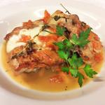 イタリア厨房 KUNISHIMA - パルマ風チキン