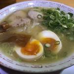 117998327 - R.1.7.1.夜 煮卵中華そば(並) 650円税込