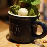 ラッフル カフェ - ラブリーなスイーツ