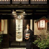 玄粋庵 KITSUNE - いらっしゃいませ!京都の町屋風内装の落ち着いた店内で上質なおそばをお召し上がり下さい。