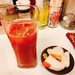 キハ - トマ酎と無限おつまみのケミカルかまぼこ