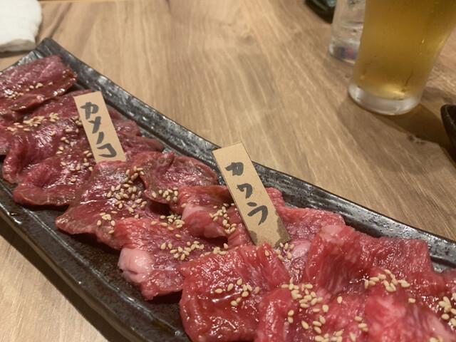 焼肉いちわ 経堂店の料理の写真