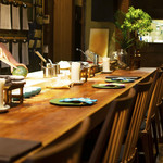 〈会席コースN〉美浜のお野菜や三河湾の魚をふんだんに使った9品の発酵料理