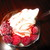 トミー コージー - 料理写真:ミックスベリーサンデー 490円(税込)【2018年9月】