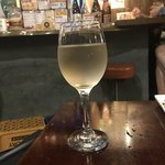 牡蠣酒場 すずきんち - 白ワイン