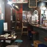 牡蠣酒場 すずきんち - 店内