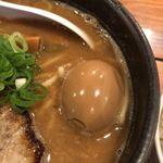 麺匠 るい斗 - 味玉アップ!