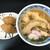 天霧 - 料理写真:天ぷらうどんセット