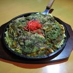 七福神 - 広島風モダン焼きは絶品でした(●´ω`●)