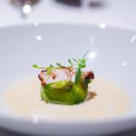 レストラン サンパウ - タコのサンポル風