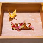 レストラン サンパウ - 重箱チーズ