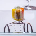 レストラン サンパウ - 人参ケーキ