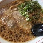 麺処 森元 - 料理写真:特製醤油ラーメン。