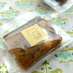 こぐま洋菓子店 - マロンケーキ。