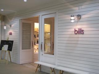 bills お台場 - デックス東京ビーチ内にあります