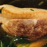 一穂 - 料理写真:あぶり鴨