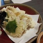包味 ちどり - 天ぷら盛り合わせ