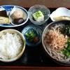 扇屋そば - 料理写真: