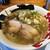 らあめん力丸 - 料理写真:豚骨らぁめん(620円+税)
