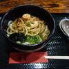讃岐うどん 菊家 - 料理写真:かき揚げ天ぷらうどん880円