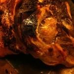 竹亭にしき - 石鯛の塩焼き