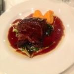 bisutorogyaro - 牛頬肉の煮込み