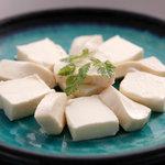 銀座 竹の庵 - 手作り豆富と北海道クリームチーズの西京味噌漬け