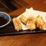kyuushuuizakayaicchoumeichibanchi - ちくわサラダ
