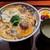 繁乃井 - 料理写真:モツ入り親子丼