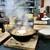 糸庄 - 料理写真:糸庄@西中野 もつ煮込みうどんとカウンターの風景