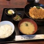 118054022 - チキン南蛮定食 ごはん(小)