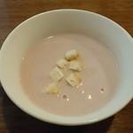 ラ・カザワ - カブのスープ