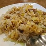 ラ・カザワ - レタス炒飯
