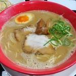 麺蔵ひの屋 - 鶏醤油ラーメン@750