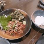 118056597 - ゴマサバ これもマスト。ちょっとの白飯と一緒でさらに美味しい