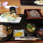 Tonosansoba - 殿さん定食