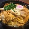 ニューますみ - 料理写真:カツ丼