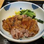 118063399 - ステーキ丼