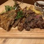 和牛炙り寿司×チーズ料理 肉バル ミート吉田 -