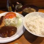 くま - 料理写真:日替わりランチ