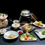 ホテルグリーンプラザ軽井沢 - 【忘新年会プラン】くずし会席