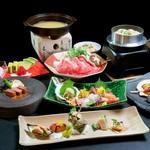 ホテルグリーンプラザ軽井沢 - 【忘新年会プラン】料理長特選会席コース