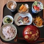 民藝と古い器のカフェ FUDAN - 料理写真:
