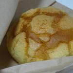 オパン - 手頃なサイズが飽きないメロンパン