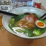 和・陽春 まつ井 - 塩坦々麺